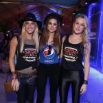 Giovanna Ewbank, Thaila Ayala e Fiorela Matheis