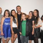 Giulia Araújo Sena, Caroline Valença, Gleicy Ellen, Ara Vartanian, Enzo Alves, Gabriela Rossetti e Catarina Sena
