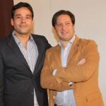 Guilherme Oliva e Ricardo Rocha