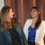 Leticia e Vanessa Rossetti