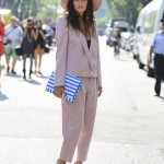 STREET STYLE PANT SUITS WITH A PUNCH VIA LEE OLIVEIRA 3