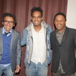 Simoninha, Jair Oliveira e DJ Tubarão