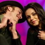 Mila Kunis e Ashton Kutcher terão uma menina