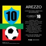 Arezzo promove exposição nos Jardins