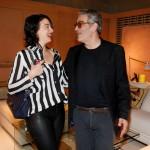 Carolina Mauro e Sergio Zobaran
