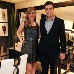 Erica Salgueiro e Marco Antonio Franco