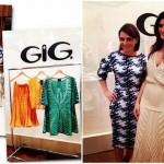 GIG e Isabela FIorentino