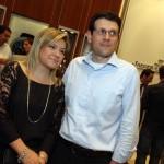 Yasna Bravo e Alessandro Vedrossi