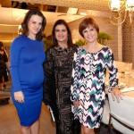 Patricia Almeida, Marta Medeiros e Shenia Nogueira