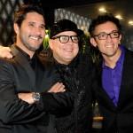Rodrigo Jorge, Zé Pedro e Bouillet
