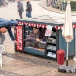 Mini Kiosks – Coca-cola