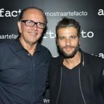 David Bastos e Bruno Gagliasso
