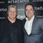 José Luis Fabricio e Pedro Torres