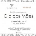 Dia das Mães: Missinclof e Francois Skaf