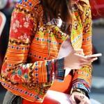 street-style-printed-orange-jacket