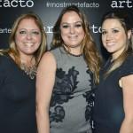 Tota Penteado, Karina Dale e Mayra Lopes