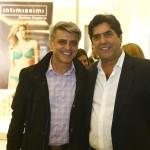 Alex Stevens e Sergio Zalis