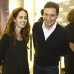 Fabiana Pastore e Martin Gutierrez