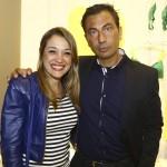 Juliana Bonugli e Davide
