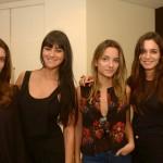 Gioavana Polotto, Mariana Podete, Carol Macea e Renata Vanzetto