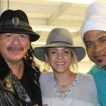 Shakira já está no Brasil para festa de encerramento da Copa
