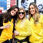 Adriana Barros, Joana de Luca e Thais Mendes