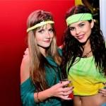 Irene Martins e Sarah Awada