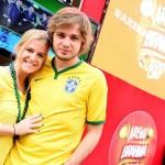 Julia Almeida Ribeiro e Guilherme Teixeira