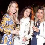 Juliana Guaranys, Roberta Abreu, Tatiana Tomaspolsky