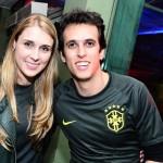 Laura Martins e Rodolfo Iervolino