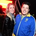 Luiza e Rodrigo Lunardelli