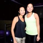 Priscila Bae e Sabrina Cho