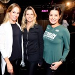 Adriana Oliveira, Renata Monteiro de Barros e Carola Abdalla