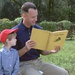 O teste de Tom Hanks para Forrest Gamp é divulgado
