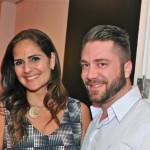 Carolina Mogames e Lucas Anderi