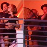 """O """"truque"""" de Beyoncé e Jay Z"""