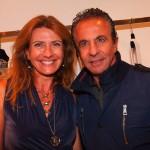 Flavia Mezzavilla e Flavio Aronis