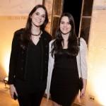 Jessica Street e Camila Ferreira