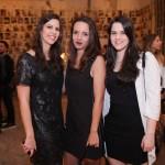 Carolina Frydman, Luana Iurillo e Camila Ferreira