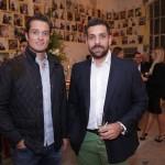 Marcel Lotufo e Alessandro Bergamin