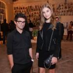 Alan Machado e Bruna Mattos