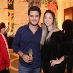 Pedro Alcântara e Carolina Mendes