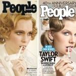 Mia Farrow e Taylor Swift: separadas por 40 anos