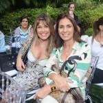 Anne Zurita e Edna Oliveira