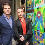 Beto Pacheco e Raphael Don Pedro