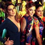 Fernanda Pael Leme, Carol Celico e Marina Morena