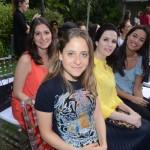 Carol Fiorentino, Patricia Abbud, Alessandra Verdi e Renata Hawilla