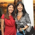 Cristina Morbach e Carla Pilão