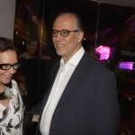 Cristina Nascimento e Helio Mattar