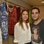 Deborah Ewbank e Murillo Lima